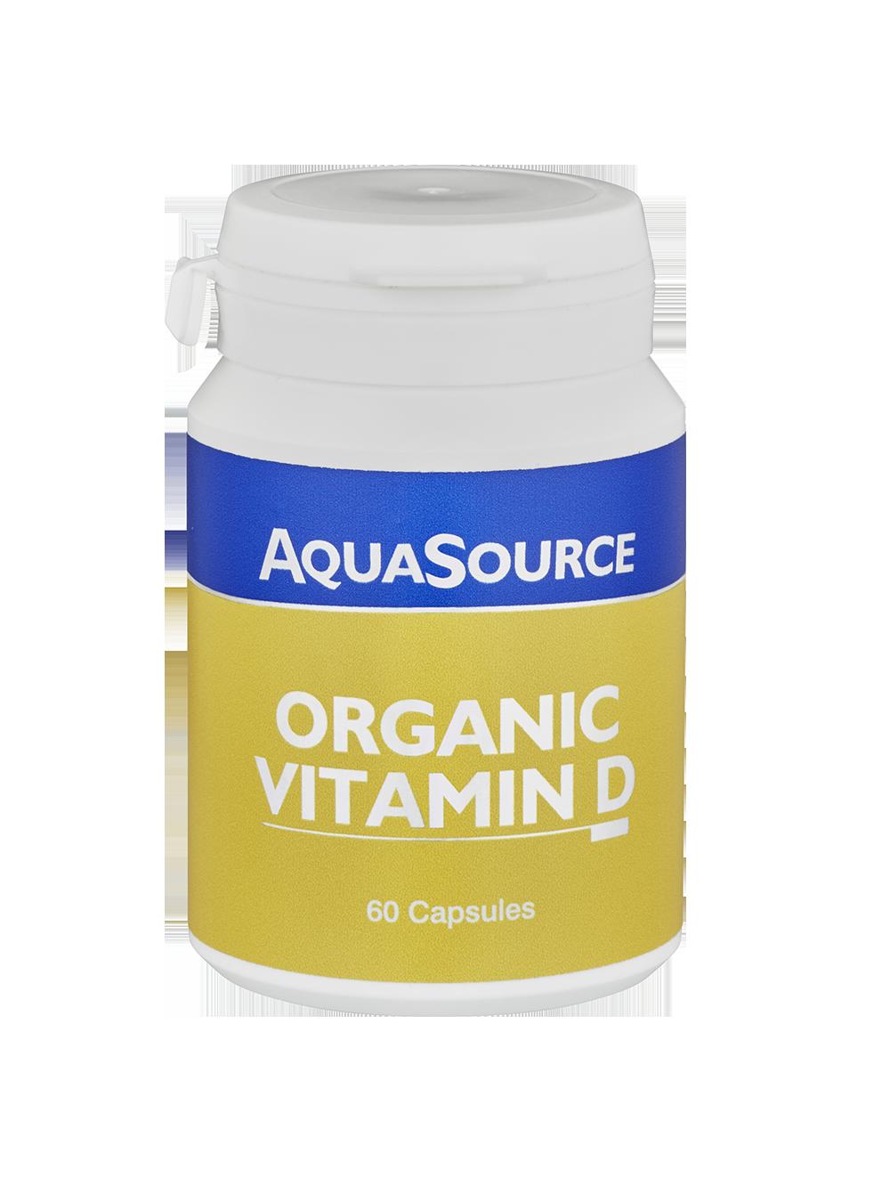 Органичен витамин D