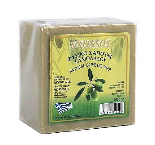 Натурален сапун с помас зехтин 200гр