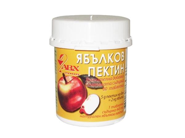 Ябълков пектин - 60 таблетки