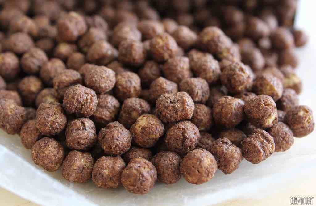 Насипни какаови топчета ~ 250гр
