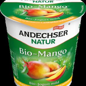Био кисело мляко с вкус на манго 3,7% 150гр Andechser
