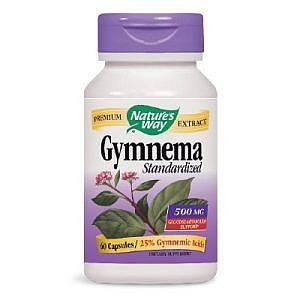 Гимнема 500 mg Nature's Way
