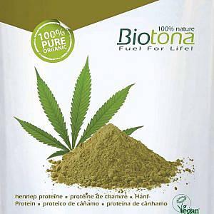 Био конопен протеин 300гр Biotona