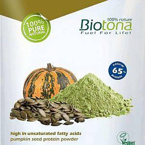 Био тиквен протеин 300гр Biotona