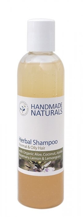 Natural Herbal Shampoo - Normal/Oily Hair 125 ml
