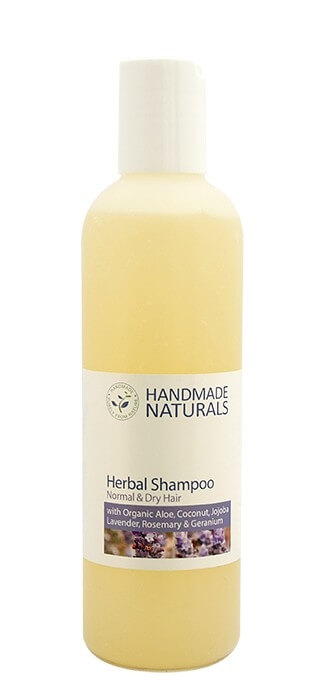 Natural Herbal Shampoo - Normal/Dry Hair 125 ml