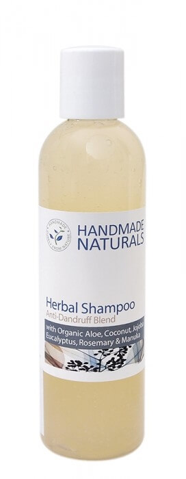 Natural Herbal Shampoo - Anti-Dandruff Formula 125 ml
