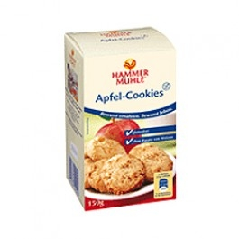 Безглутенови ябълкови бисквити (конв) 150гр