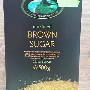 "Нерафинирана кафява захар ""Passiflora"" 500гр"