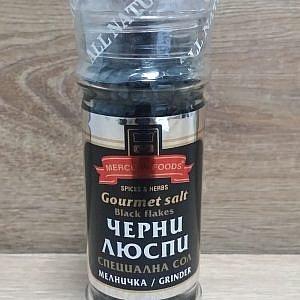 Сол от черни люспи 60гр