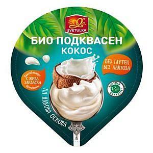 Био подквасен кокос 300гр Svetulka
