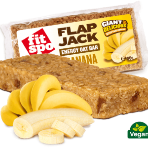 Енергийно овесено блокче с банан 90гр Fit Spo