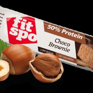 Протеинов бар шоколад 55гр FitSpo