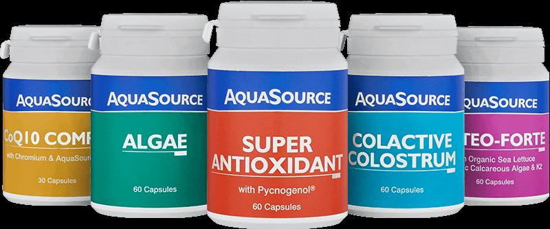 Аквасорс Продукти – всички продукти на АкваСорс