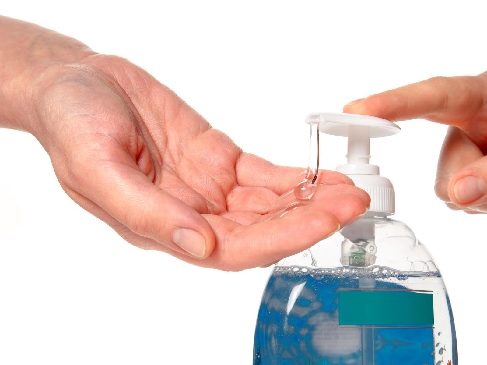 Как да си направим домашен дезинфектант?