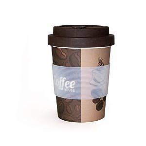 Бамбукова чаша за кафе Фолиум 350 мл.