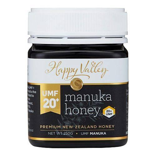 Happy Valley UMF 20+ Манука мед