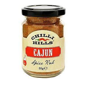 Лют микс Cajun 55гр Чили Хилс