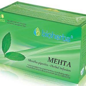 Мента ароматна Билков чай 30гр. Биохерба
