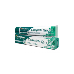 Паста за зъби за цялостна грижа с флуорид (без парабени) 75мл. Хималая
