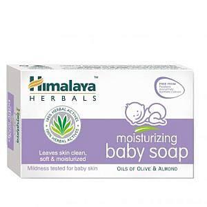 Хидратиращ бебешки сапун Хималая